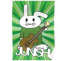 Bunny zodiac poster Poster
