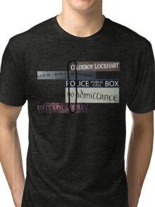 Groom - Nerd Version Tri-blend T-Shirt