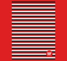 BBG009B — Poles (Red) T-Shirt