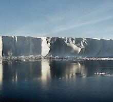 Iceberg, Ross Sea, Antarctica  by Carole-Anne