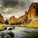 Wild river by Gerard Rotse