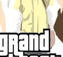 Grand Theft Auto V Sticker