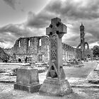 St Andrews Cathedral by Cornelia Schulz