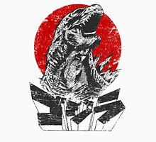 The King Will Rise - Godzilla T-Shirt