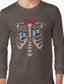 The Hearts of the T.A.R.D.I.S. Long Sleeve T-Shirt