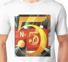 Demuth - The Figure Five Unisex T-Shirt