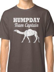 Vintage Hump Day Team Captain Classic T-Shirt