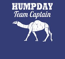 Vintage Hump Day Team Captain Unisex T-Shirt