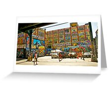 6)~Finale for 5 Pointz~~ Greeting Card