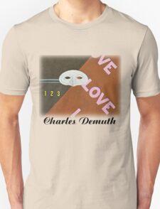 Demuth - Love Love Love T-Shirt