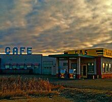 Corner Gas by Dorothy  Pinder