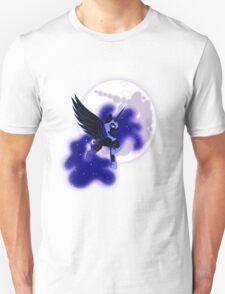 Nightmare Moon- Mare On The Moon Unisex T-Shirt