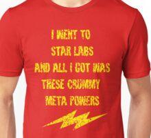 Star Labs tour shirt Unisex T-Shirt