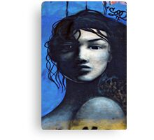2) 5 Pointz Canvas Print