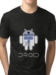 (An)Droid Tri-blend T-Shirt