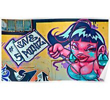 Alert:>>>>5 POINTZ IS DEAD!!!!!!!!! (collection of 6) Poster