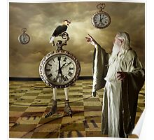 Father Time... Poster