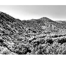 Verde Canyon Railway Enroute Photographic Print