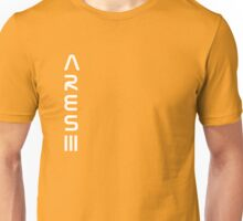 The Martian Ares III logo Unisex T-Shirt