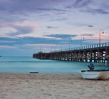 coffs jetty by dan  stewart