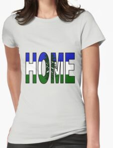 Home Womens Fitted T-Shirt