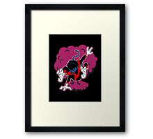 Kid Nightcrawler Framed Print