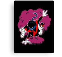 Kid Nightcrawler Canvas Print