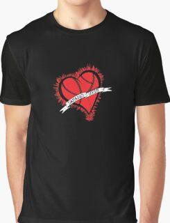 Damaged Goods Graphic T-Shirt