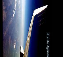 Australian Sky 5 by Elisabeth Dubois