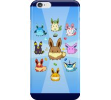 Eevee Mania iPhone Case/Skin