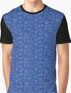 Yoga cats Graphic T-Shirt