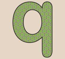 Letter Series - q III T-Shirt