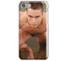 Hey, whats the matter iPhone Case/Skin