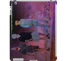 Steppin on the beach iPad Case/Skin