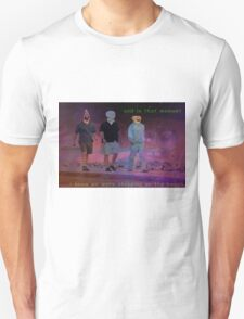 Steppin on the beach T-Shirt