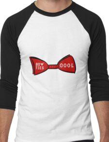 Bowties Are Cool Men's Baseball ¾ T-Shirt