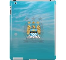 manchester city iPad Case/Skin