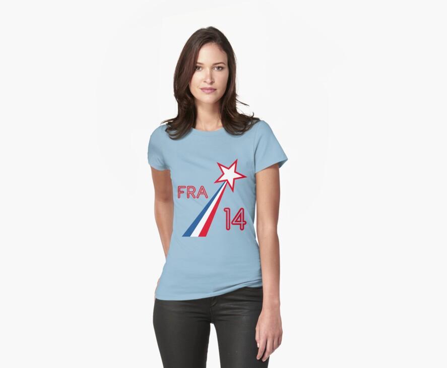 FRANCE STAR by eyesblau
