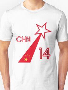 CHINA STAR  Unisex T-Shirt
