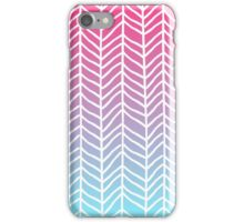 herringbone III iPhone Case/Skin