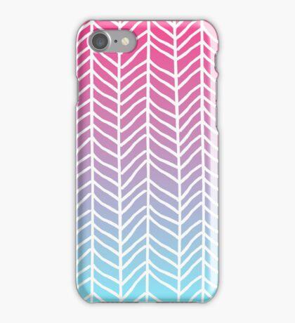 herringbone III iPhone Case/Skin