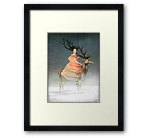 My Dear Friend Framed Print