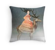 My Dear Friend Throw Pillow