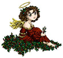 Holly Angel Photographic Print