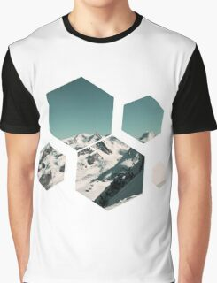Snow Mountain Graphic T-Shirt