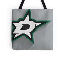 Dallas Stars Minimalist Print Tote Bag