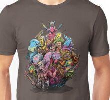 Monster Art Ball Unisex T-Shirt