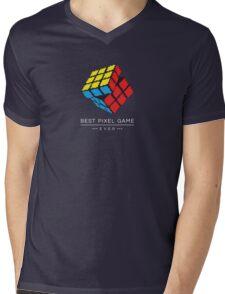 Best pixel game ever Mens V-Neck T-Shirt