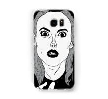 Britta sees everything Samsung Galaxy Case/Skin