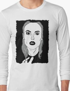 Britta sees everything Long Sleeve T-Shirt